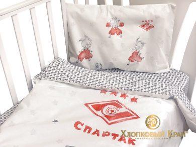 Постельное белье для новорожденных Спартак Kids, фото 7