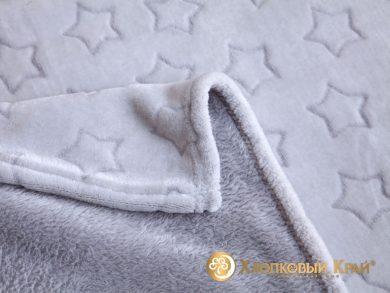 Плед велсофт Звезды, фото 2
