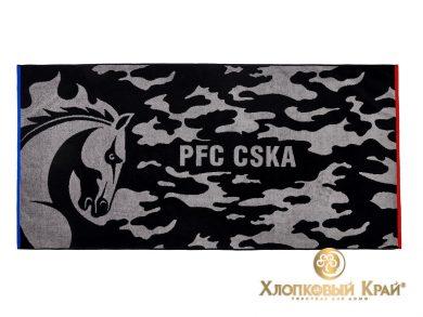 Полотенце банное 140х70 см CSKA camo, фото 2