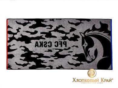 Полотенце банное 140х70 см CSKA camo, фото 7