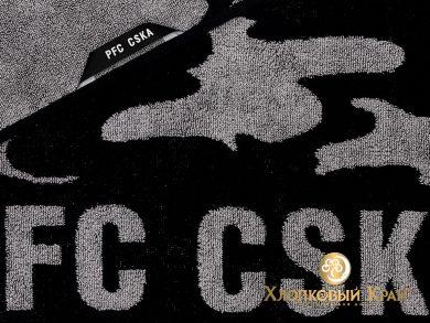 Полотенце банное 140х70 см CSKA camo, фото 5
