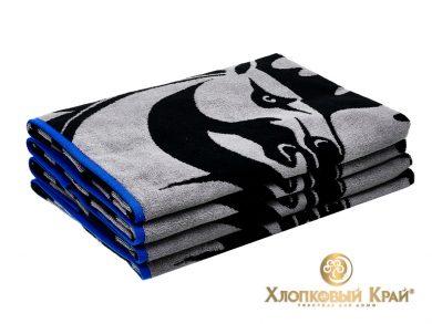 Полотенце банное 140х70 см CSKA camo, фото 3