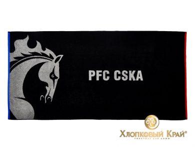 Полотенце банное 140х70 см CSKA M&B, фото 2
