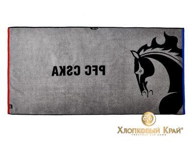 Полотенце банное 140х70 см CSKA M&B, фото 7