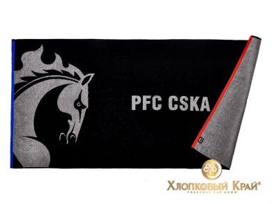 Полотенце банное 140х70 см CSKA M&B, фото 4