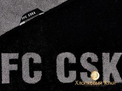 Полотенце банное 140х70 см CSKA M&B, фото 5