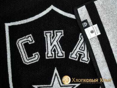 Полотенце банное 140х70 см SKA Hockey Mafia, фото 6