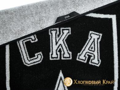 Полотенце банное 140х70 см SKA Hockey Mafia, фото 7