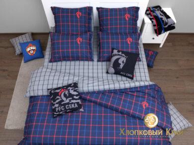Постельное белье PFC CSKA RB army, фото 2