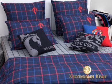 Постельное белье PFC CSKA RB army, фото 8