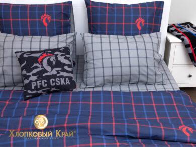 Постельное белье PFC CSKA RB army, фото 6