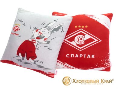 Подушка декоративная Спартак Fan, фото 7