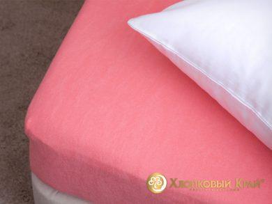 натяжная простыня на резинке Коралл, фото 2