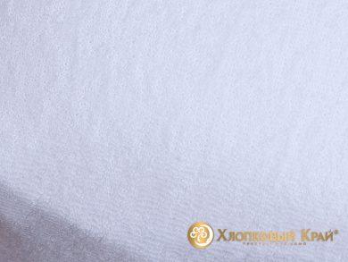 натяжная простыня на резинке Белая, фото 8