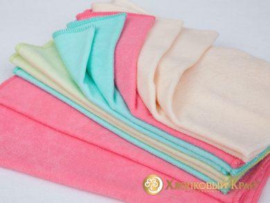 Салфетки для уборки двухслойные 25*25 см (упаковка 10 шт), фото 6