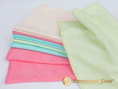 Салфетки для уборки двухслойные 25*25 см (упаковка 10 шт), фото 8