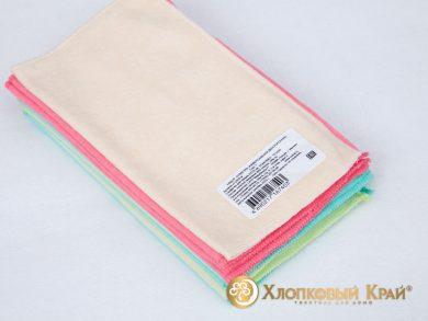 Салфетки для уборки двухслойные 25*25 см (упаковка 10 шт), фото 11