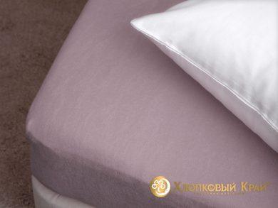 натяжная простыня на резинке Слива, фото 2