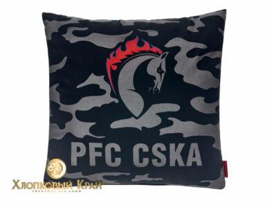 Подушка декоративная CSKA PFC Camo, фото 2