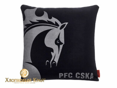 Подушка декоративная CSKA PFC MIB, фото 2