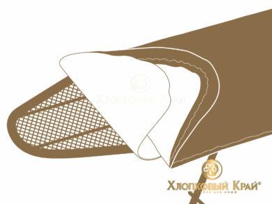 Подложка для гладильной доски, фото 11