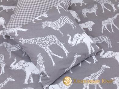 Детское постельное белье Африка, фото 6