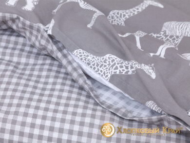 Детское постельное белье Африка, фото 7