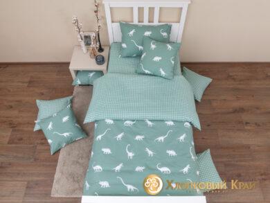 Детское постельное белье Динозавры, фото 3