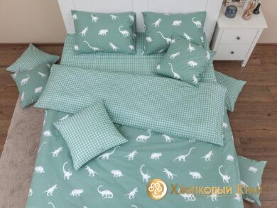 Детское постельное белье Динозавры, фото 2