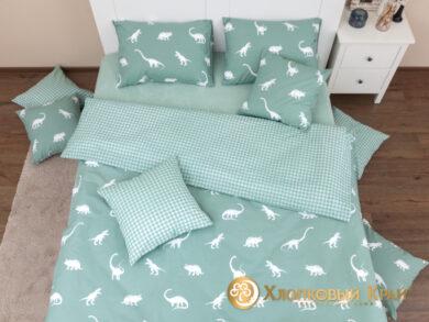 Детское постельное белье Динозавры, фото 16