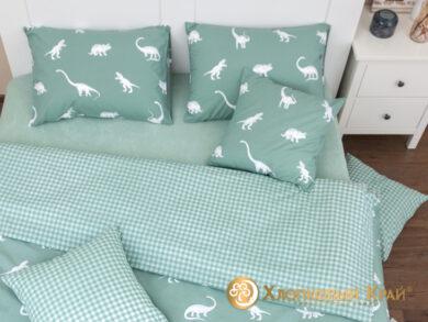 Детское постельное белье Динозавры, фото 18