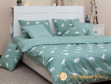 Детское постельное белье Динозавры, фото 4