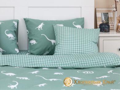Детское постельное белье Динозавры, фото 5