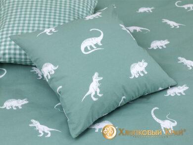 Детское постельное белье Динозавры, фото 6