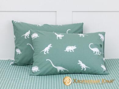 Детское постельное белье Динозавры, фото 7