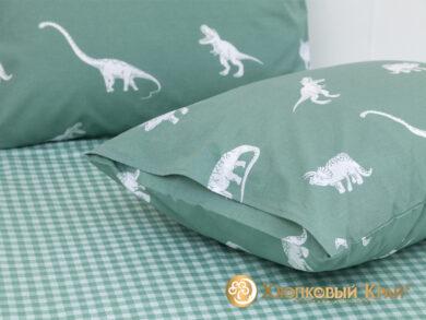 Детское постельное белье Динозавры, фото 12