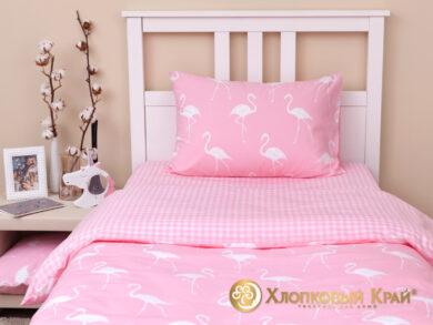 Детское постельное белье Фламинго, фото 5
