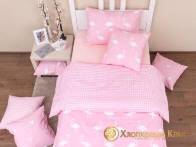 Детское постельное белье Фламинго, фото 18