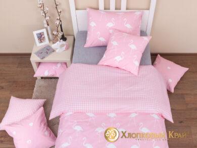 Детское постельное белье Фламинго, фото 16