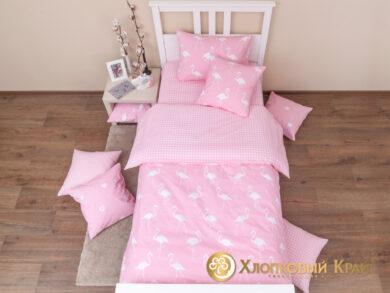 Детское постельное белье Фламинго, фото 3
