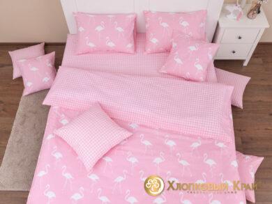 Детское постельное белье Фламинго, фото 2