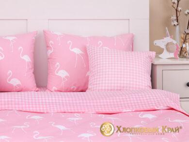 Детское постельное белье Фламинго, фото 8