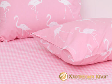 Детское постельное белье Фламинго, фото 12