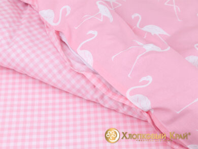 Детское постельное белье Фламинго, фото 13