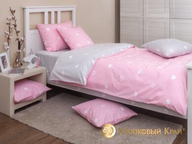 Детское постельное белье Сердца, фото 7