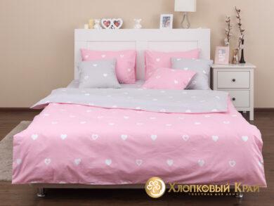 Детское постельное белье Сердца, фото 4