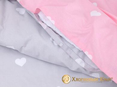 Детское постельное белье Сердца, фото 13