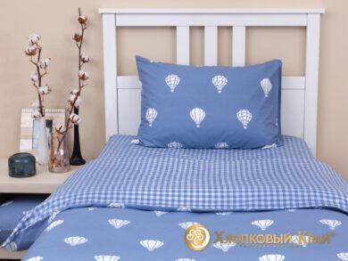 Детское постельное белье Воздушные шары, фото 5