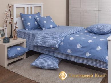 Детское постельное белье Воздушные шары, фото 7