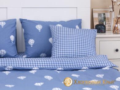 Детское постельное белье Воздушные шары, фото 8